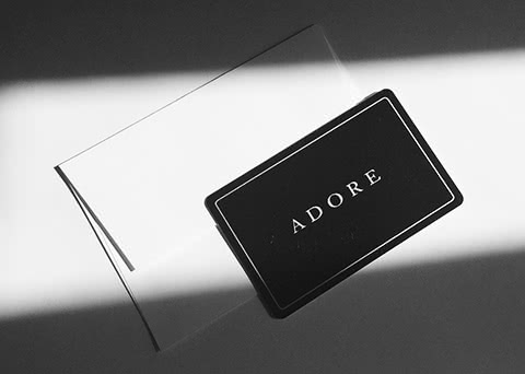 < ADORE MEMBERS 新規会員登録キャンペーン > 3,000円クーポンプレゼント